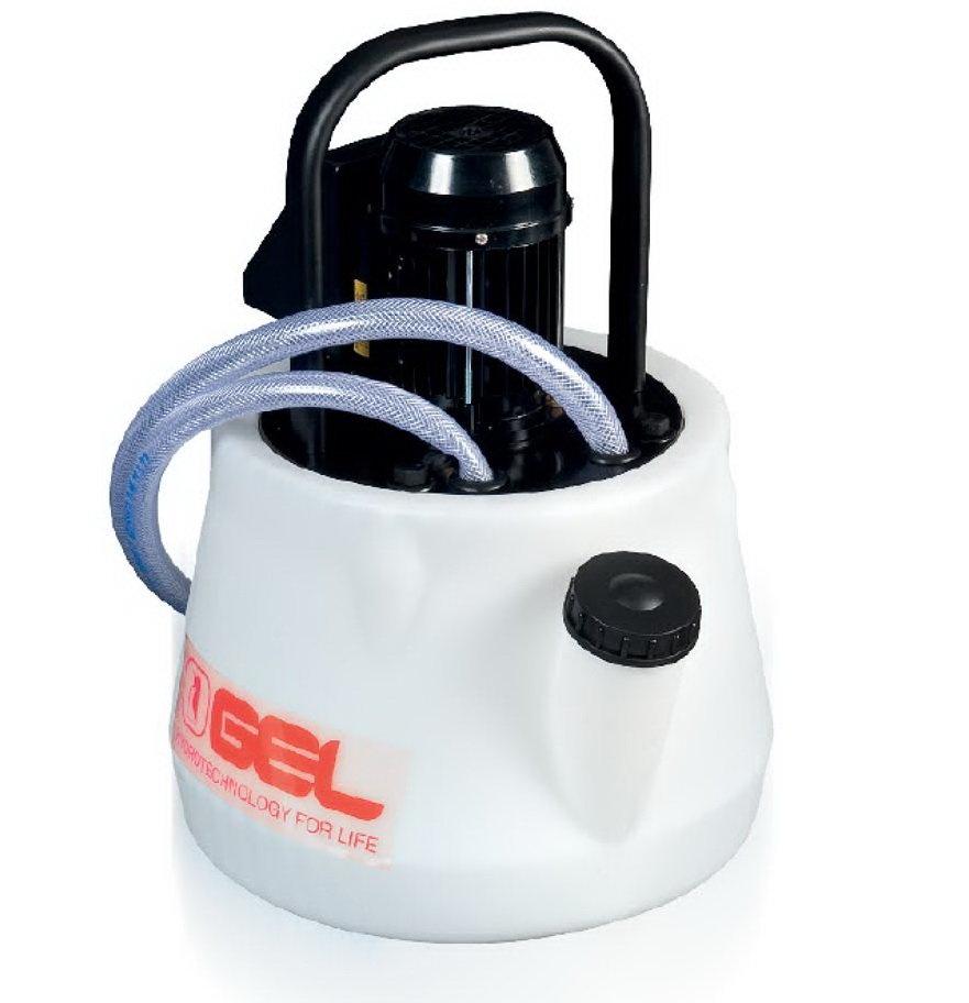 Агрегаты для промывки теплообменников GEL BOY C15 MATIC Минеральные Воды Пластинчатый разборный теплообменник SWEP GX-26S Ачинск